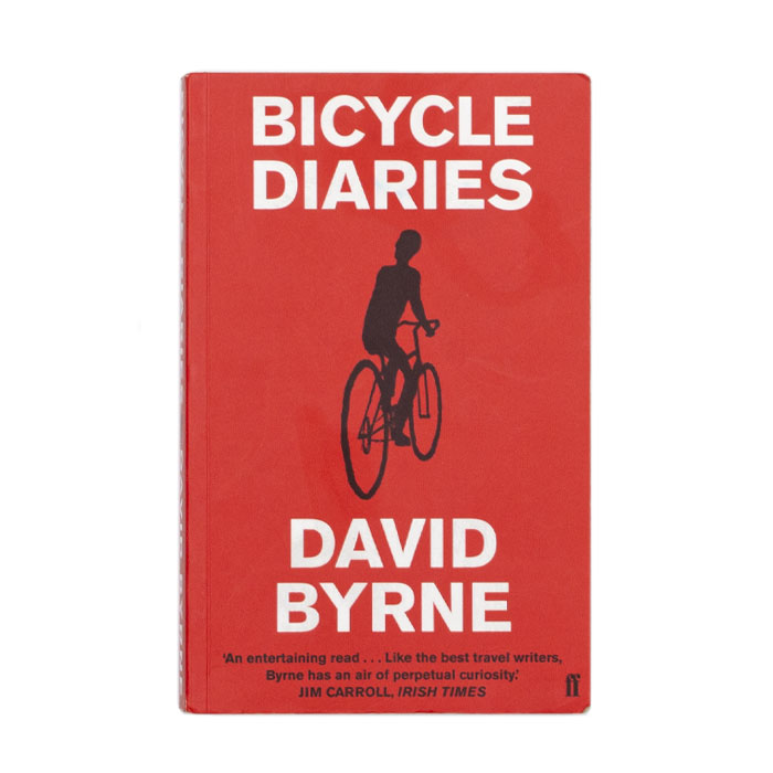 David Byrne - Bicycle diaries