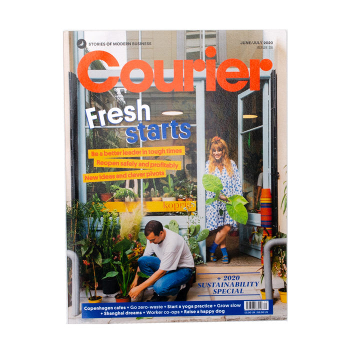 Courier #35
