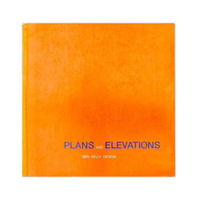 Ben Kelly Design - Plans and Elevation