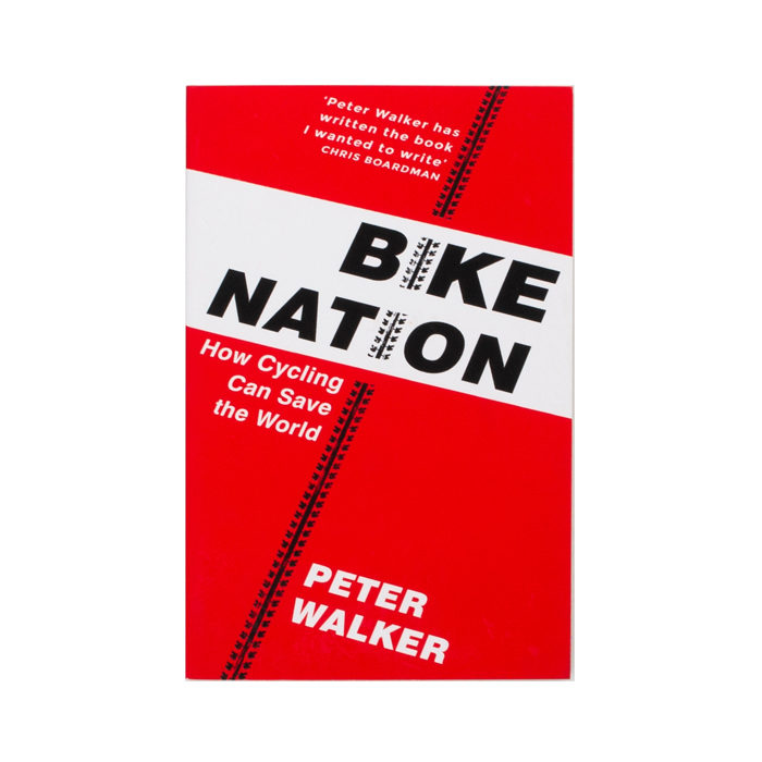 Couverture Bike Nation de Peter Walker
