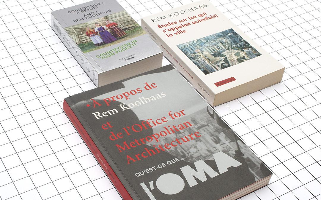 Rem Koolhaas fête aujourd'hui son 76e anniversaire