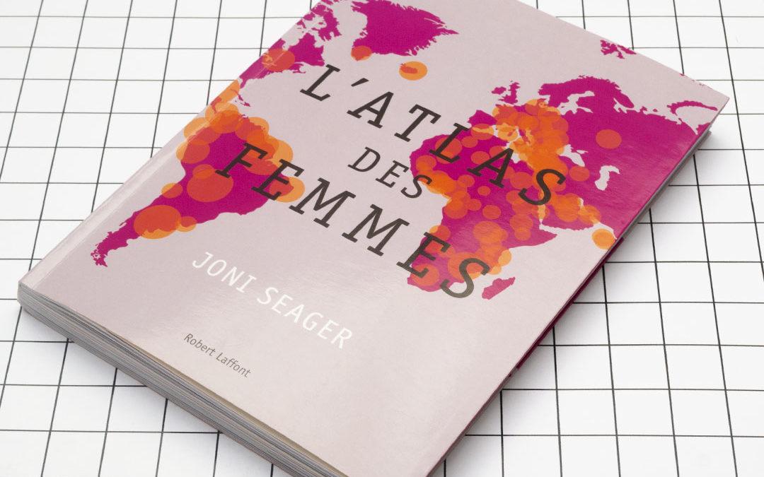 Livres et femmes à Large/Kiosk: «L'atlas des femmes»