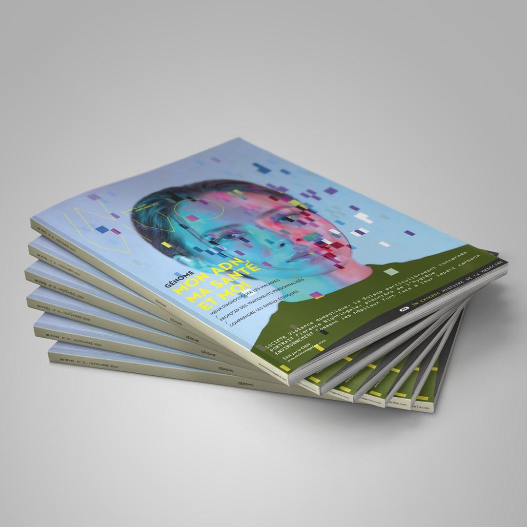 Cover d'In Vivo 21