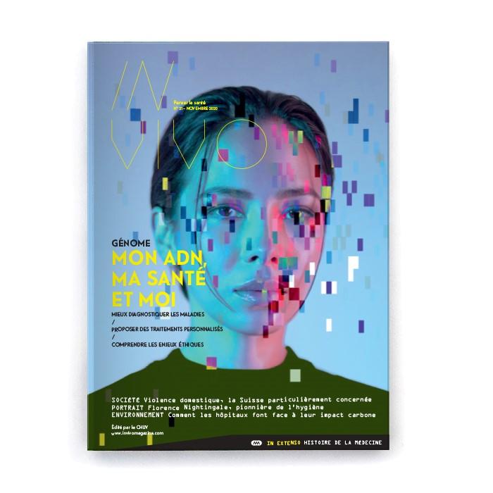 Cover d'In Vivo numéro 21