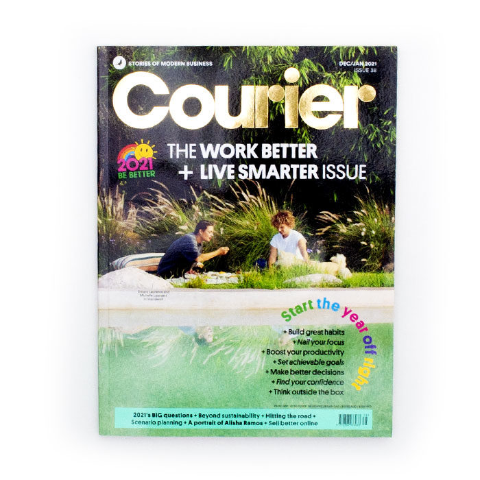 Courier #38