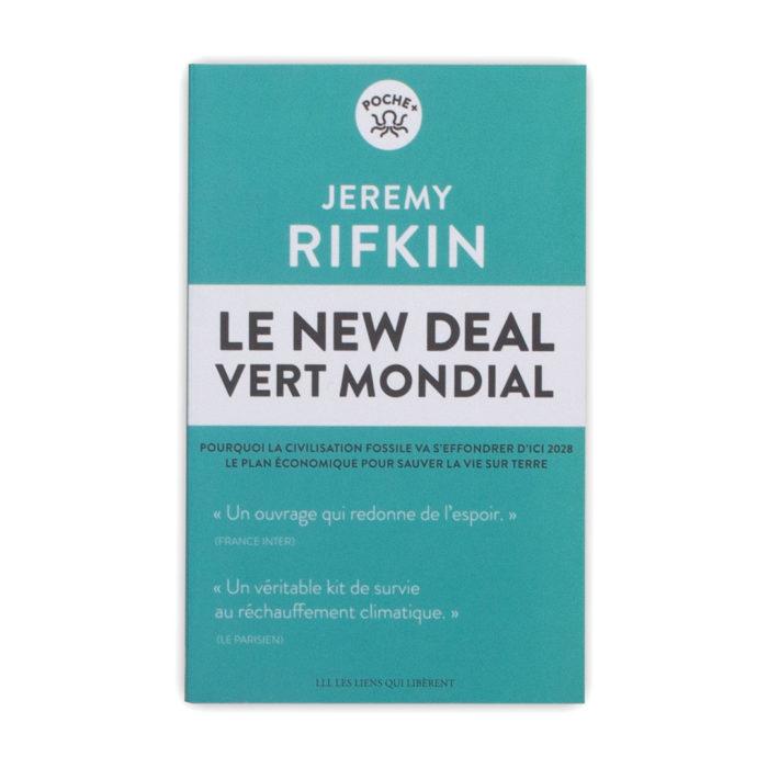 Couverture du livre Le new deal vert mondial