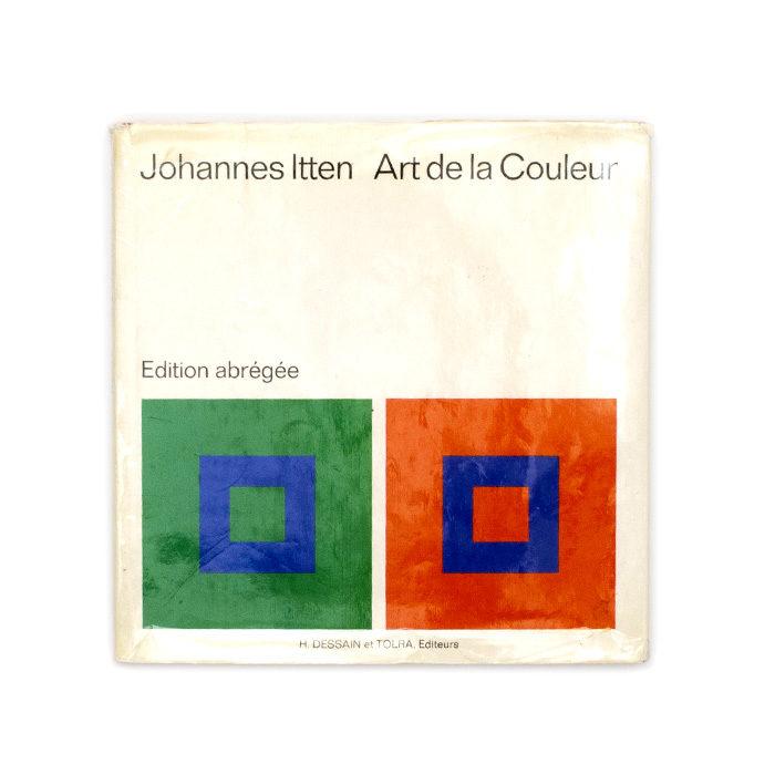 Couverture du livre Art de la couleur