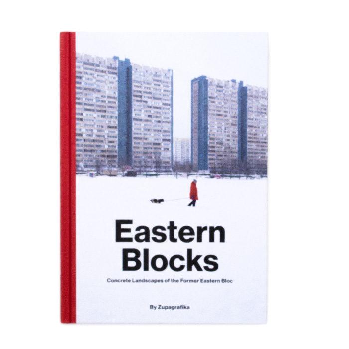 Couverture du livre Eastern blocks
