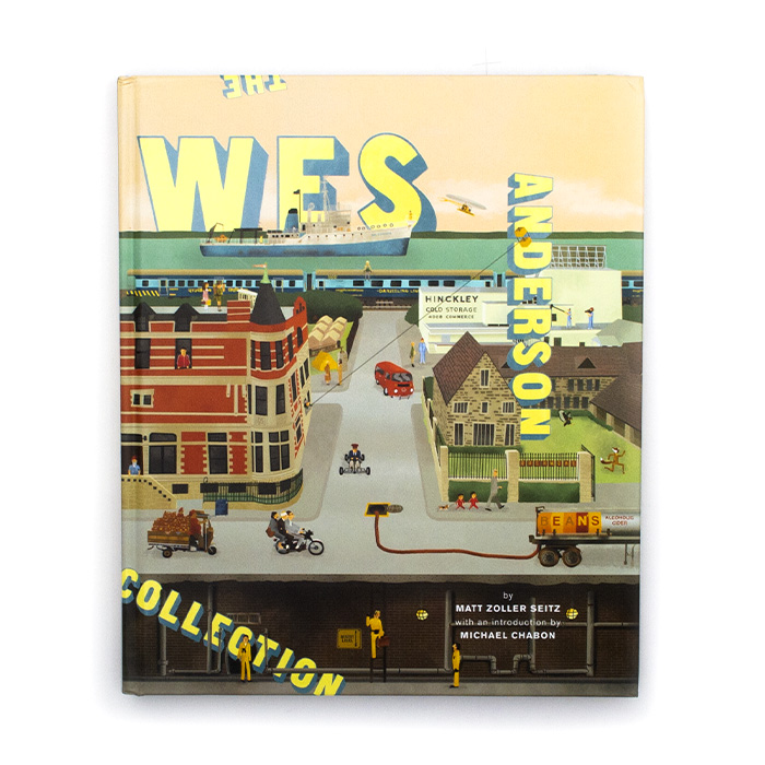 Cover of the book The Wes Anderson collection